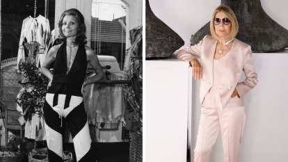 Carla Zampatti, an icon who defined power dressing for working women