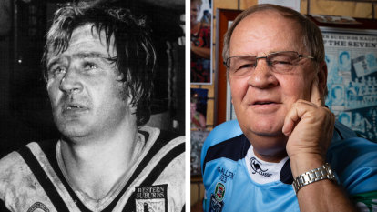 Tommy Raudonikis: A devil on the field, rugby league's patron saint off it