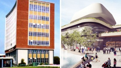Sudden suspension of $110 million development to replace north-west Sydney's 'old heart'