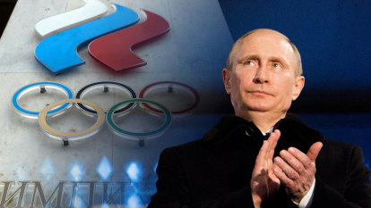 It may be left to an Australian to decide Russia's fate in world sport