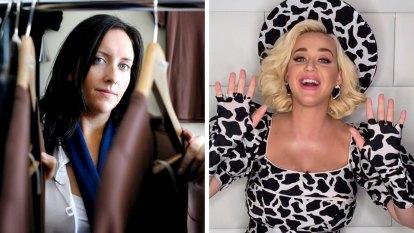 Katie v Katy: US star's pyjamas and faux kitten ears in trademark fight