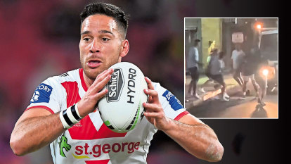 NRL angry Dragons painted Norman as victim