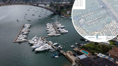 'A scar on our waterway': Anger over $10 million Sydney marina expansion