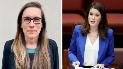 Trans women, change rooms and freedom of speech: don't make senator a martyr