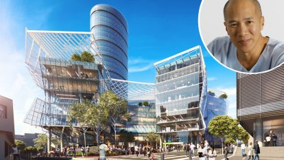 'Not your traditional hospital': Charlie Teo's plan to attract medical tourists to western Sydney