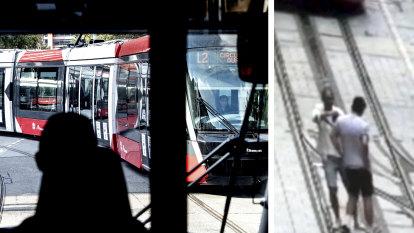 Sydney light rail passes peak-hour test but safety fears remain