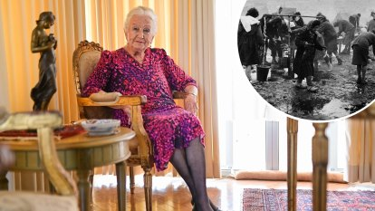 A story of survival: Olga lost her family in the concentration camps