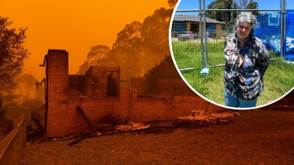 'We're back where we were a year ago': Homeless fears for bushfire survivors as insurance runs out