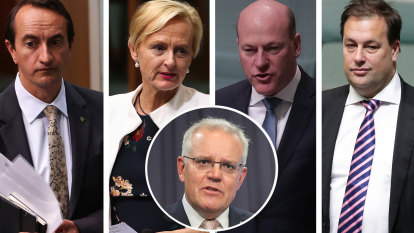 Secret Liberal group pushed for net zero to halt the Nationals