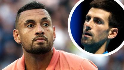 'Djokovic is a tool': Kyrgios slams Serbian star after list of demands