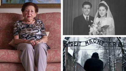 Auschwitz survivor returns to death camp for 75th anniversary