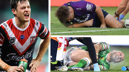 It's far too early to be blaming a rule change for NRL's injury toll