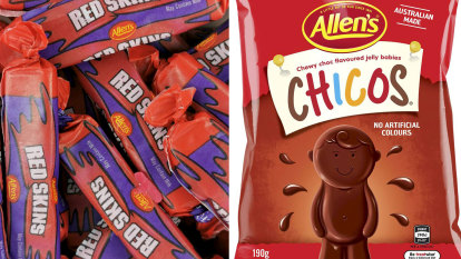 Nestle to change names of 'Red Skins' and 'Chicos' lollies