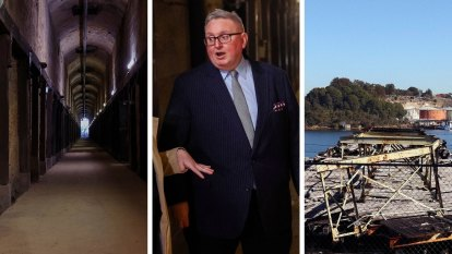 'We're not going to see this lost': Heritage protection for harbour coal loader