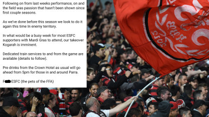 Wanderers' fan group refuses to apologise for homophobic post