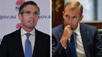 NSW leadership LIVE updates: Dominic Perrottet becomes NSW Premier; Stuart Ayres named as deputy leader