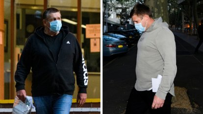 Top NSW CFMEU officials charged after allegedly accepting bribes from construction company