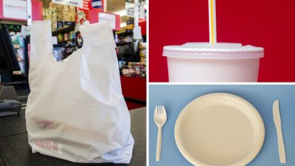 NSW to ban plastic cutlery as end also looms for single-use cups, plates and bags