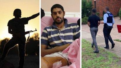 Australian jihadists engaged in fierce Syrian battle with help of gemstone dealer: police