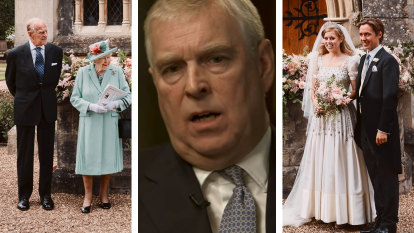 Exclusion of Andrew from wedding photographs cements prince's fall