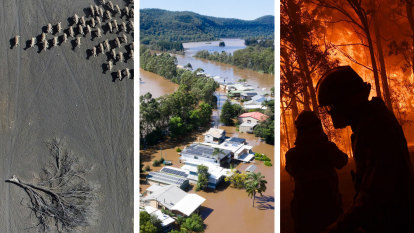 Damage bill from natural disasters to treble by 2061