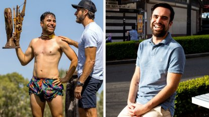 'There aren't many hurdles left': Can George win Australian Survivor?