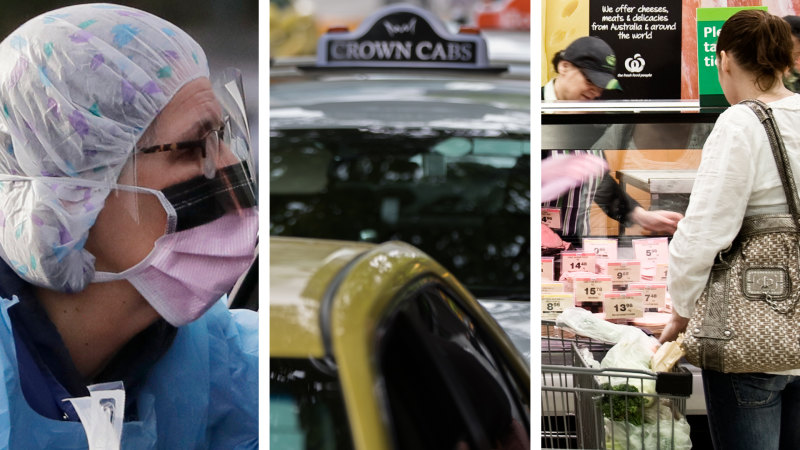 The jobs with the highest exposure to disease and infection – Sydney Morning Herald