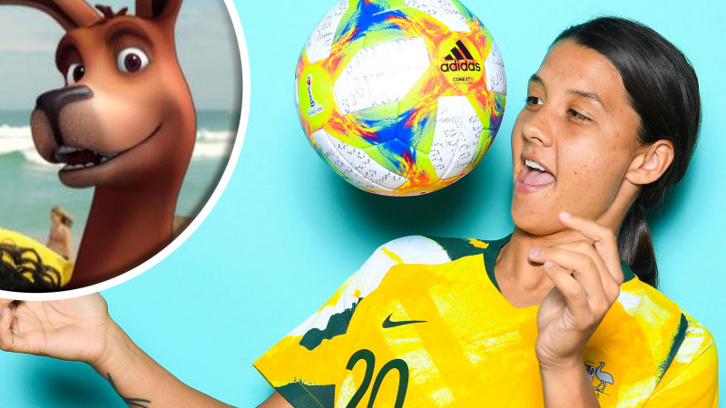 No cartoon kangaroos this time: Australasia's final pitch to FIFA – Sydney Morning Herald