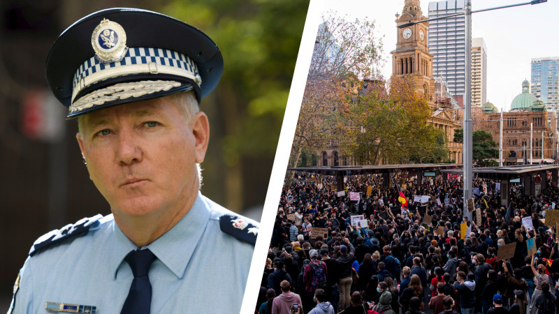 Sydney refugee rally prohibited by NSW Supreme Court – Sydney Morning Herald