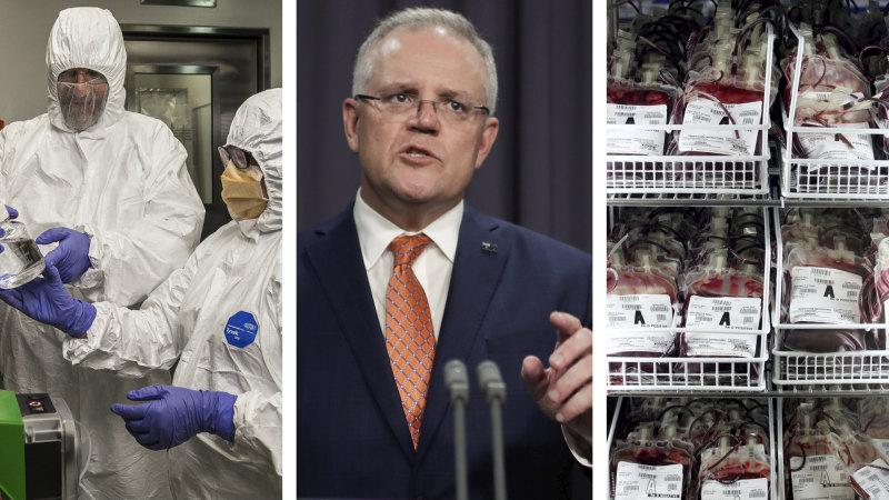 Virus emergency blueprint: Australia pulls trigger on pandemic plan
