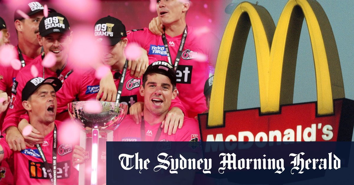 Cricket Australia fast food fight has states spitting chips