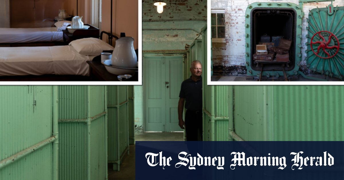 Don't like your five-star hotel? Try quarantining 20th century style – Sydney Morning Herald