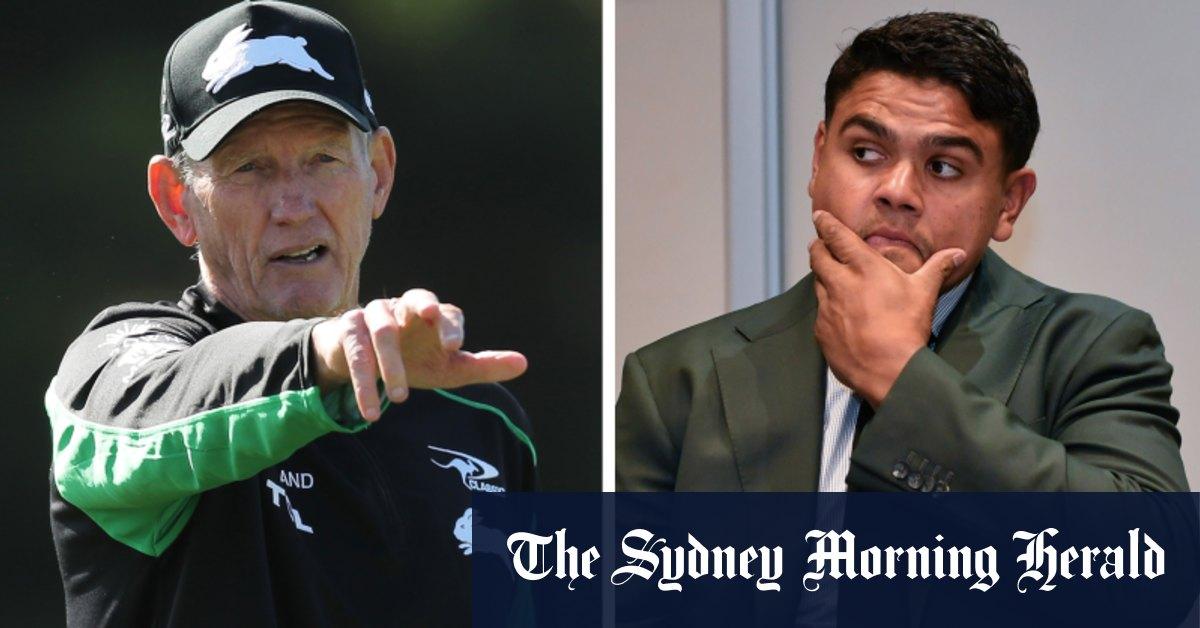 'It's so unfair': Bennett lashes NRL's four-week ban for Mitchell – Sydney Morning Herald