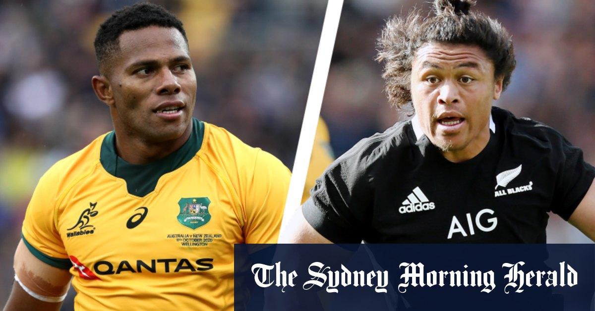'Can't wait to hit him': Daugunu puts target on Clarke's back – Sydney Morning Herald