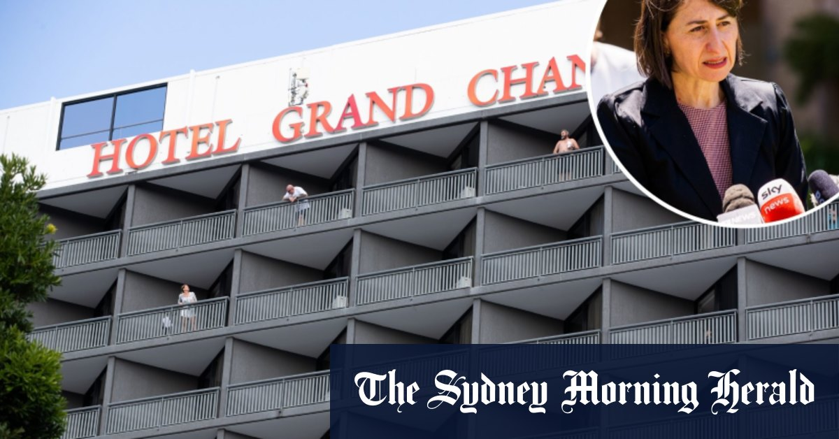 NSW residents stayed at hotel linked to dangerous new COVID-19 strain – Sydney Morning Herald