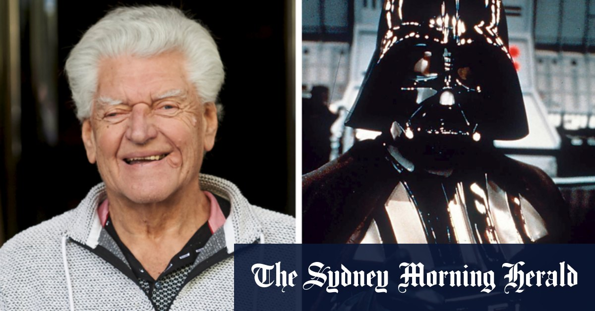 Dave Prowse actor who played Darth Vader dies at 85 – Sydney Morning Herald
