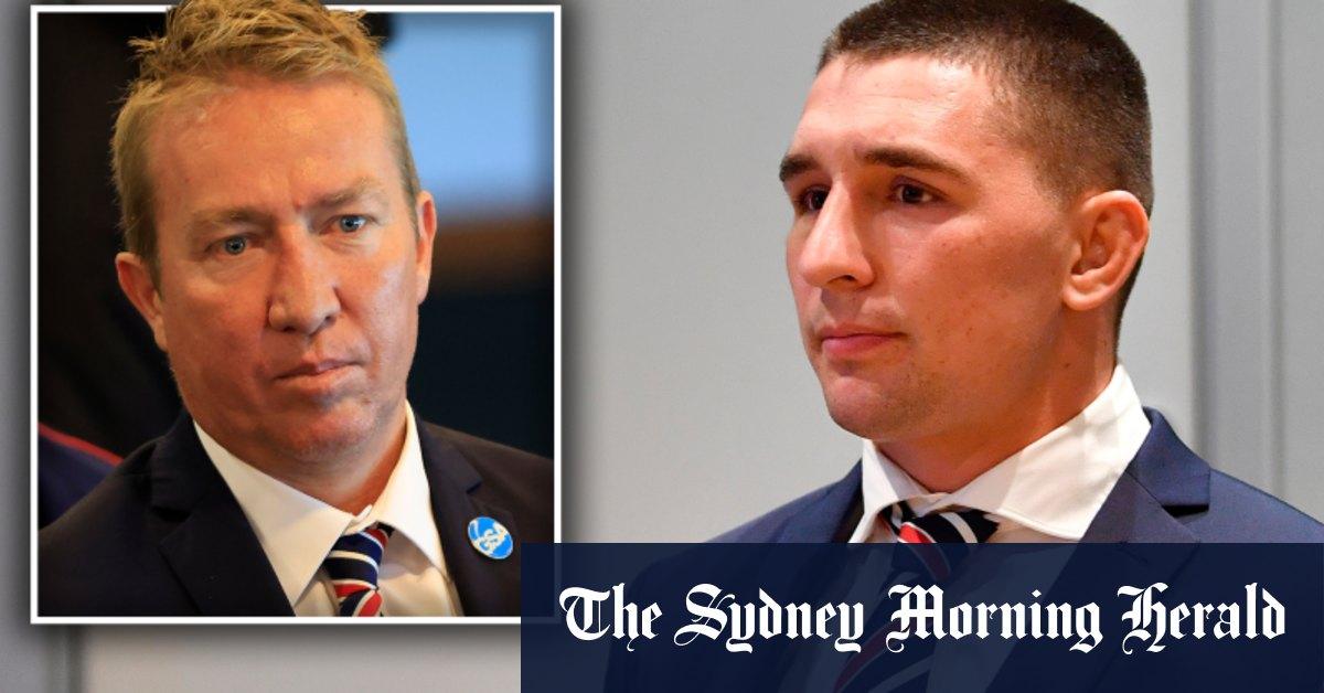 'How hard is it to get on a flight?': Robinson slams Radley for drunken incident – Sydney Morning Herald
