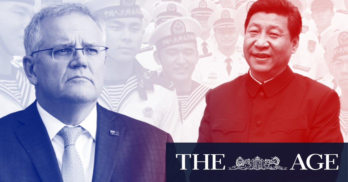 Australians want nation to 'stick to its values' over China