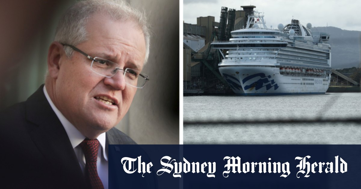 Federal officials shielded from Ruby Princess inquiry – Sydney Morning Herald