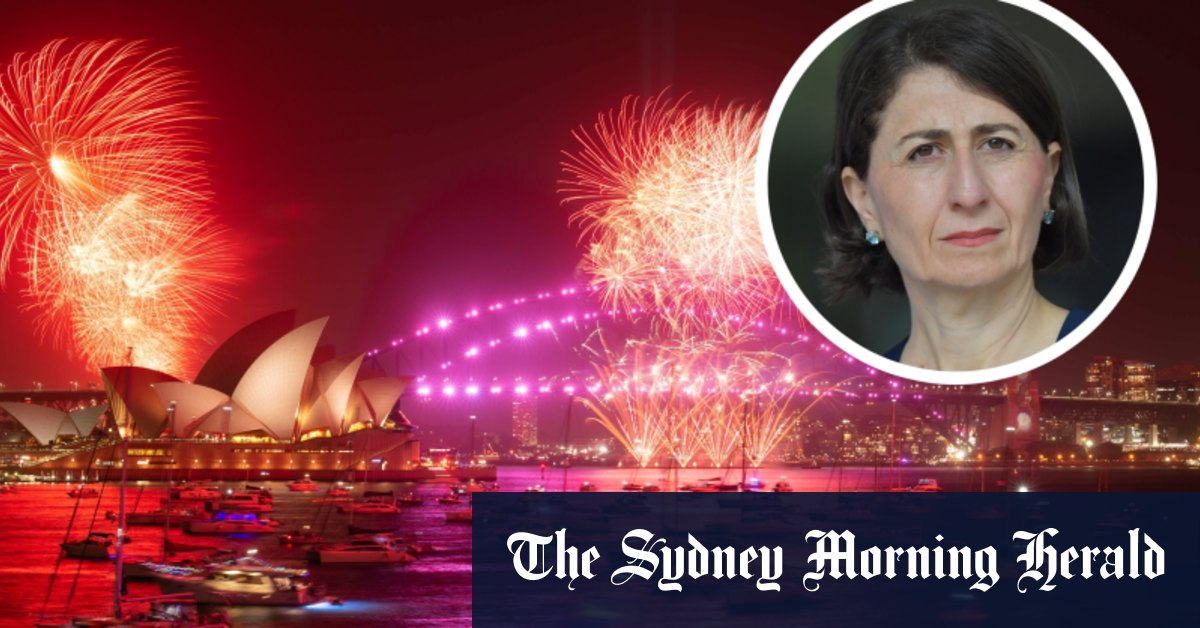 Harbour foreshore shut down for New Year's Eve after five new virus cases – Sydney Morning Herald