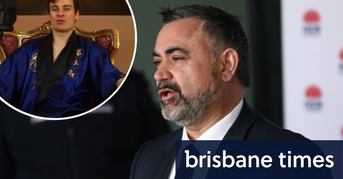 John Barilaro asked to pass legislation to allow Friendlyjordies defamation defence