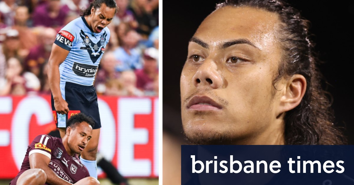 'It might put a target on my head': Luai roars defiance as THAT Origin photo riles Maroons