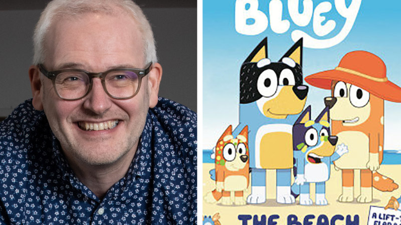 'It's the biggest shock': Bluey brings the book industry awards to heel – Sydney Morning Herald