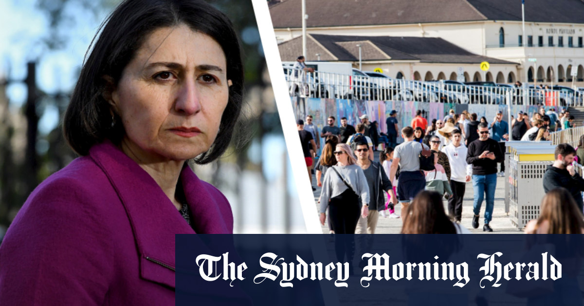 Person in 30s with COVID-19 on ventilator in NSW as Premier considers restrictions – Sydney Morning Herald