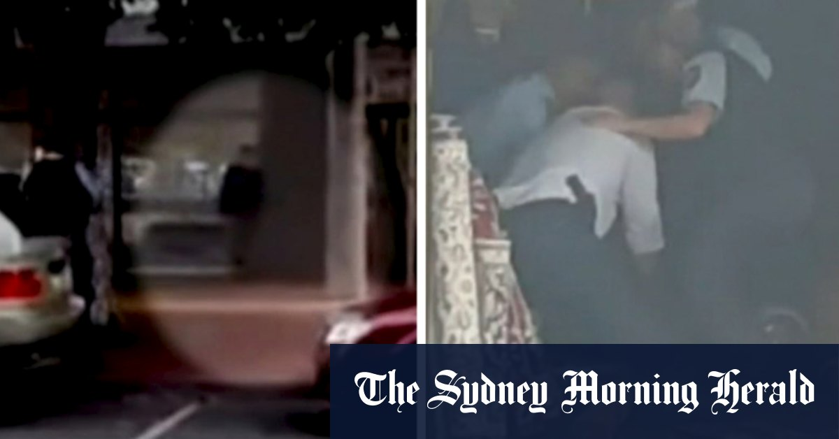 Man charged with robbery assault after dramatic arrest at Lismore – Sydney Morning Herald