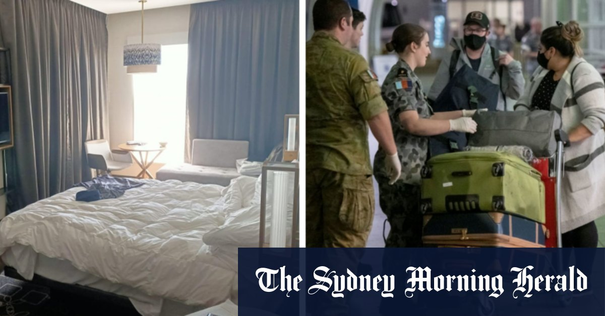 NSW needs more quarantine hotels to deal with COVID-19 infected overseas arrivals – Sydney Morning Herald