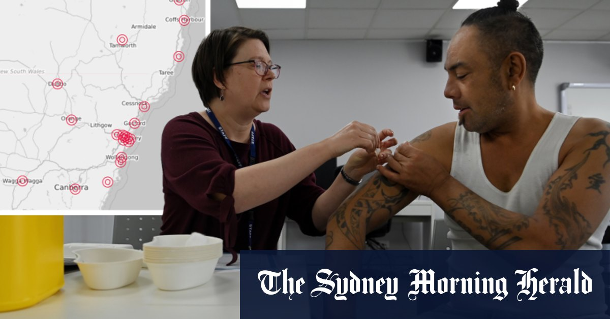 'Utter confusion': Australians vaccinated abroad push for home quarantine – The Sydney Morning Herald