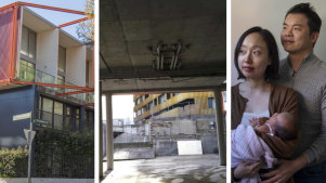 "Luxury Zetland terrace apartments expected to fetch up to $1.2 million each are allegedly ""unsaleable"" because of the evacuation of the lofts immediately above them."