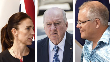 This week, Alan Jones took his tantrums trans-Pacific, insulting the leader of one of our closest allies, New Zealand Prime Minister Jacinda Ardern.