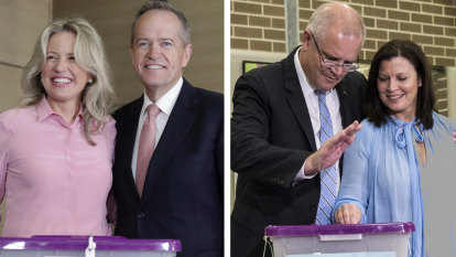 Labor in box seat for victory as Liberal vote falls, exit poll shows